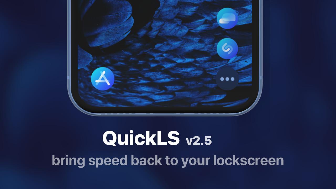 Tweak QuickLS