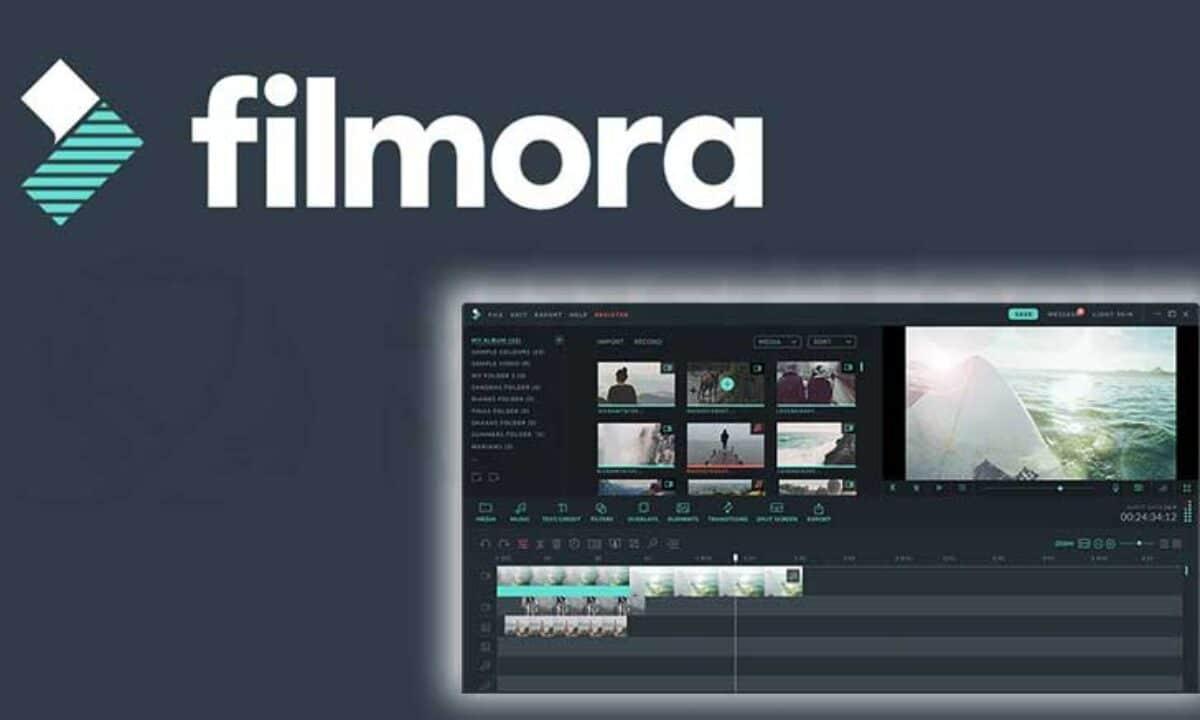 wondershare filmora amazing super simple video editing software