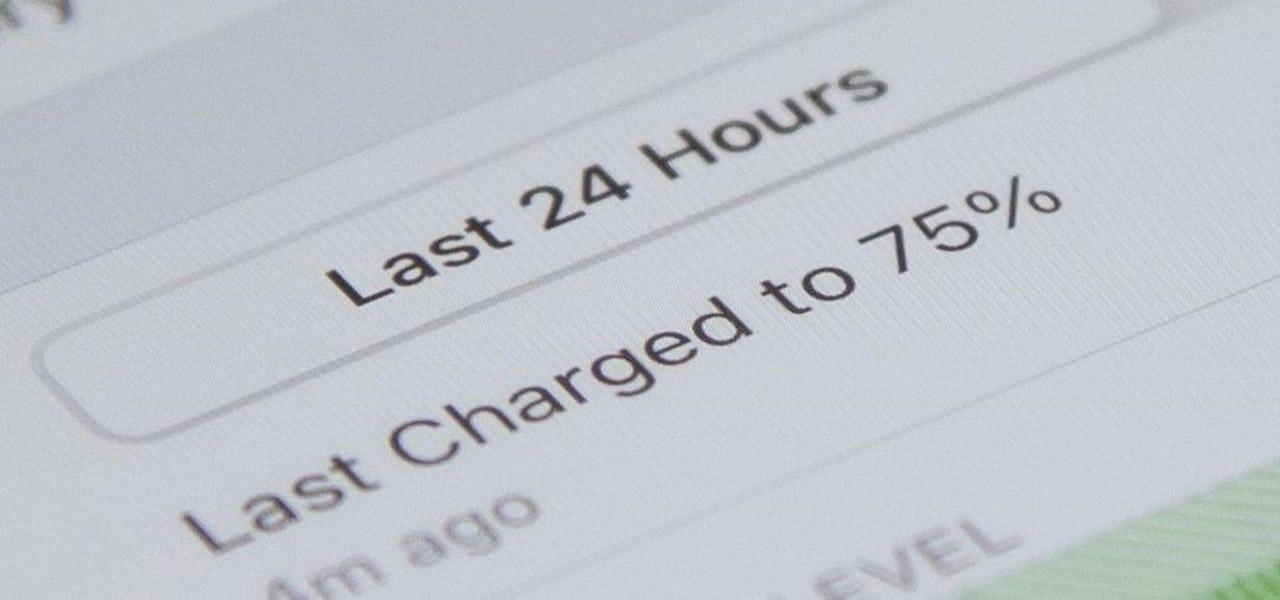 pourcentage batterie iphone 12