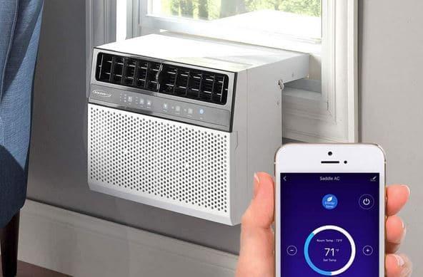 10+ climatiseurs et ventilateurs de fenêtre compatibles avec l'iPhone -