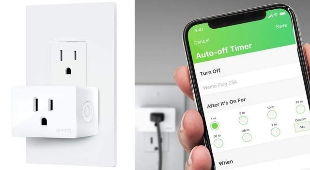 WeMo Smart Plug avec HomeKit, support Alexa -
