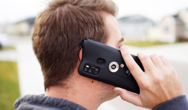 Vmed Health Monitoring Smartphone Case -