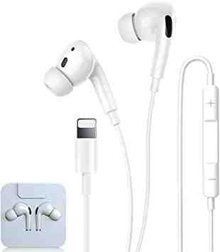 Casque d'écoute Iphone 12 pro max