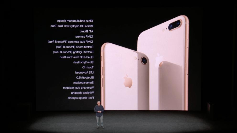 Combien coûte l'iphone 8 plus