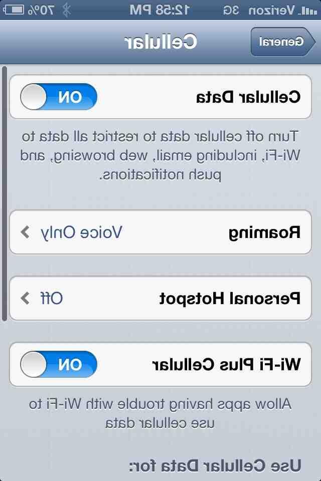 Comment hotspot iphone 5