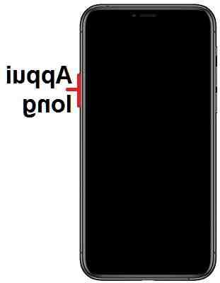 Comment réinitialiser l'iphone xr