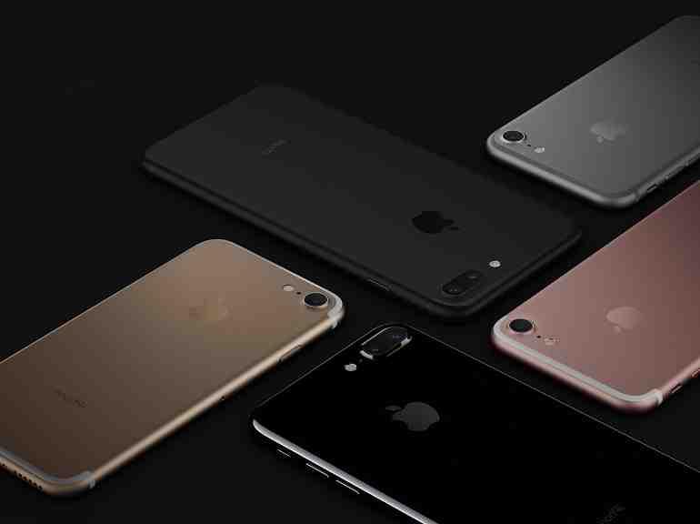 De l'Iphone 5 à l'Iphone 8