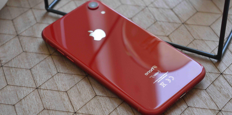 Démarrage rapide de l'Iphone xr