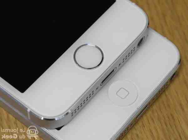 Différence entre l'Iphone 5 et l'Iphone 5s
