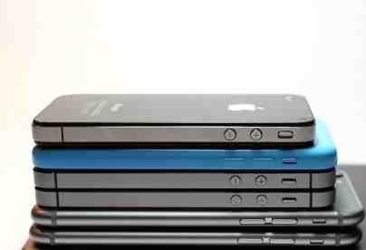Dimensions de l'Iphone 5 en pouces