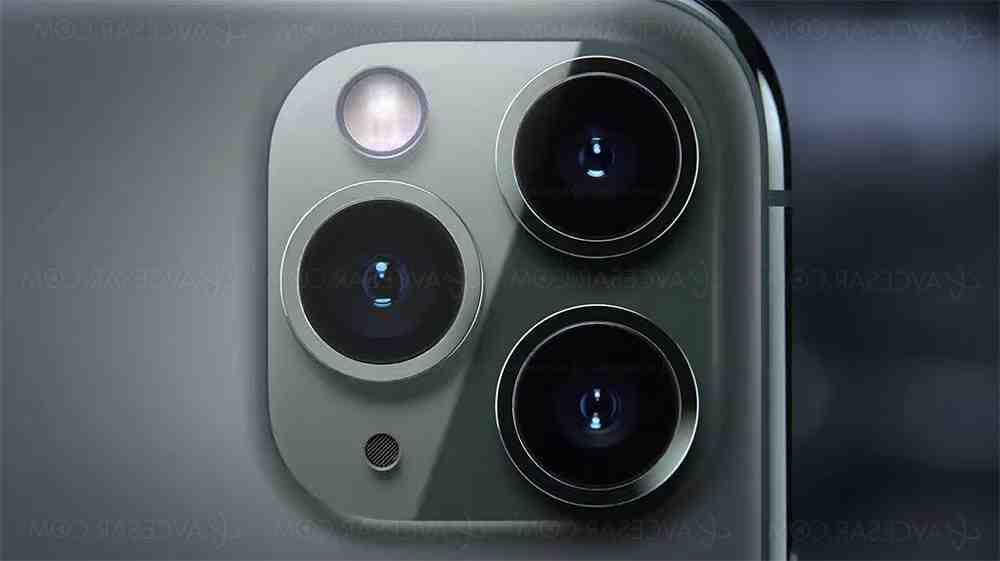 Écran max de l'Iphone 11 pro