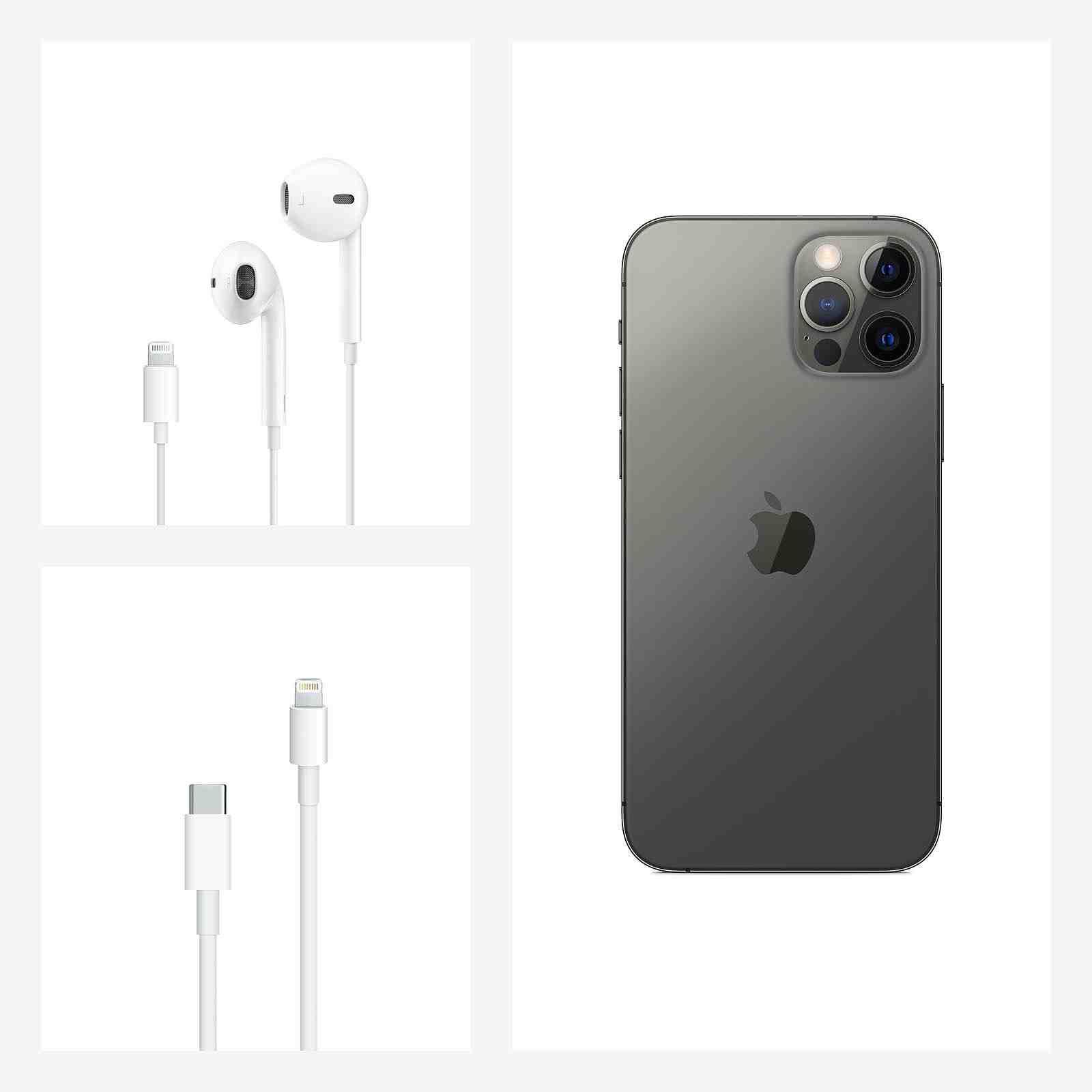 Hauteur maximale de l'Iphone 12 pro