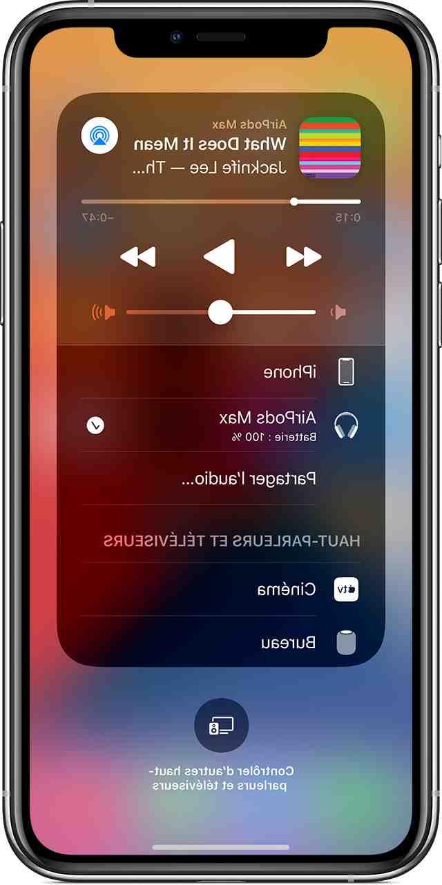 Iphone 11 pro max avec contrat airpods