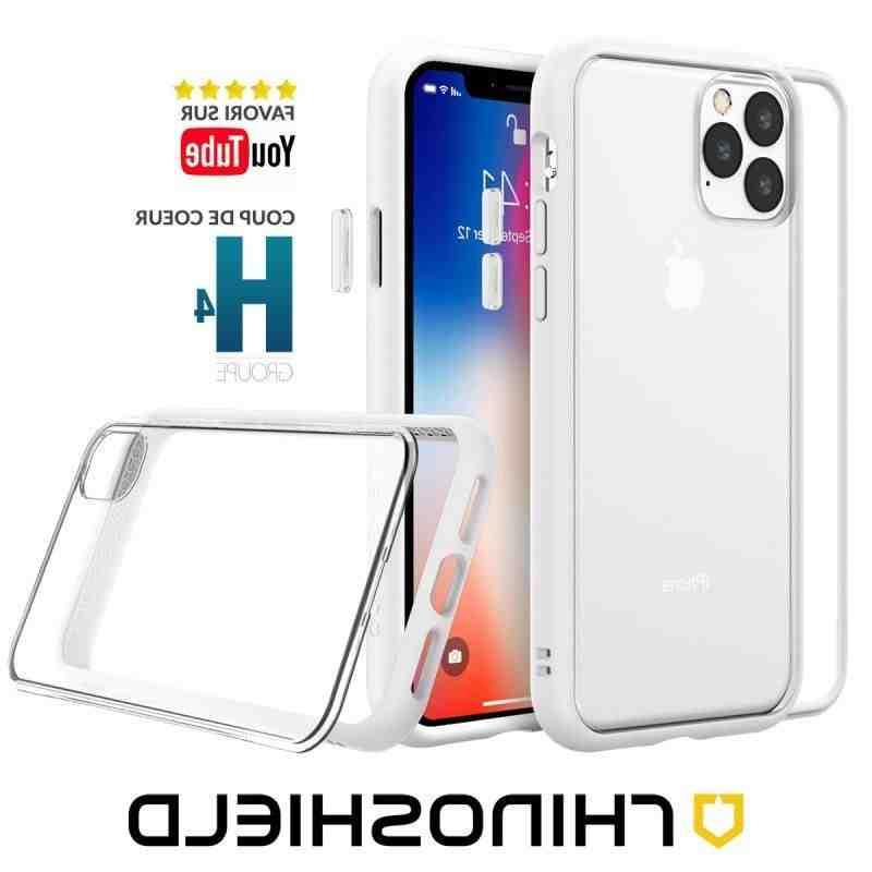 Iphone 11 pro max blanc