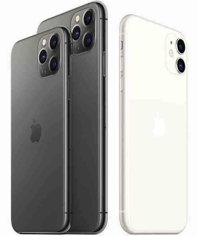 Iphone 11 pro max dual sim