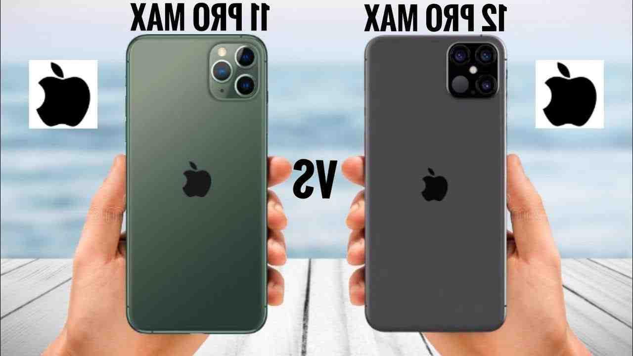 Iphone 11 pro max et iphone 12 pro max