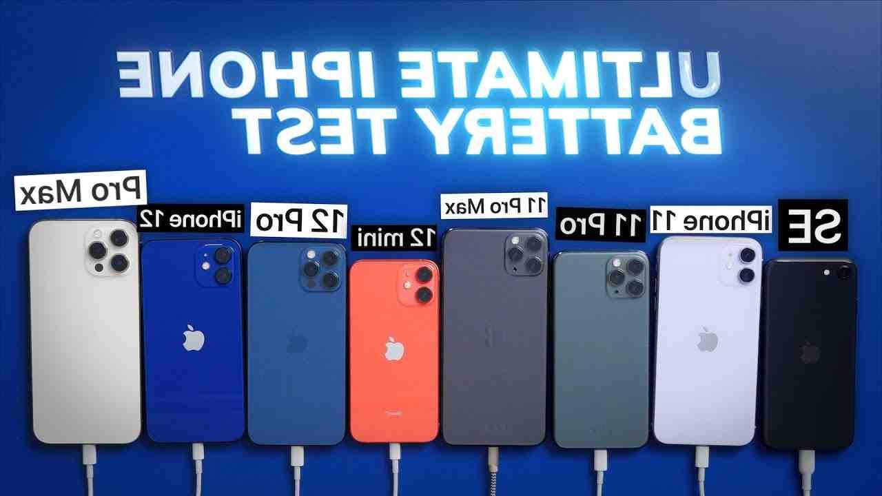 Iphone 11 pro max ou iphone 12 mini