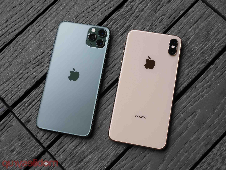 Iphone 11 pro max ou xs max