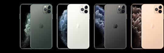 Iphone 11 pro max ram