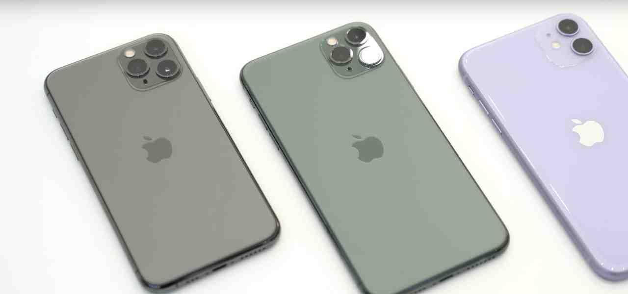 Iphone 11 pro max versus iphone 11