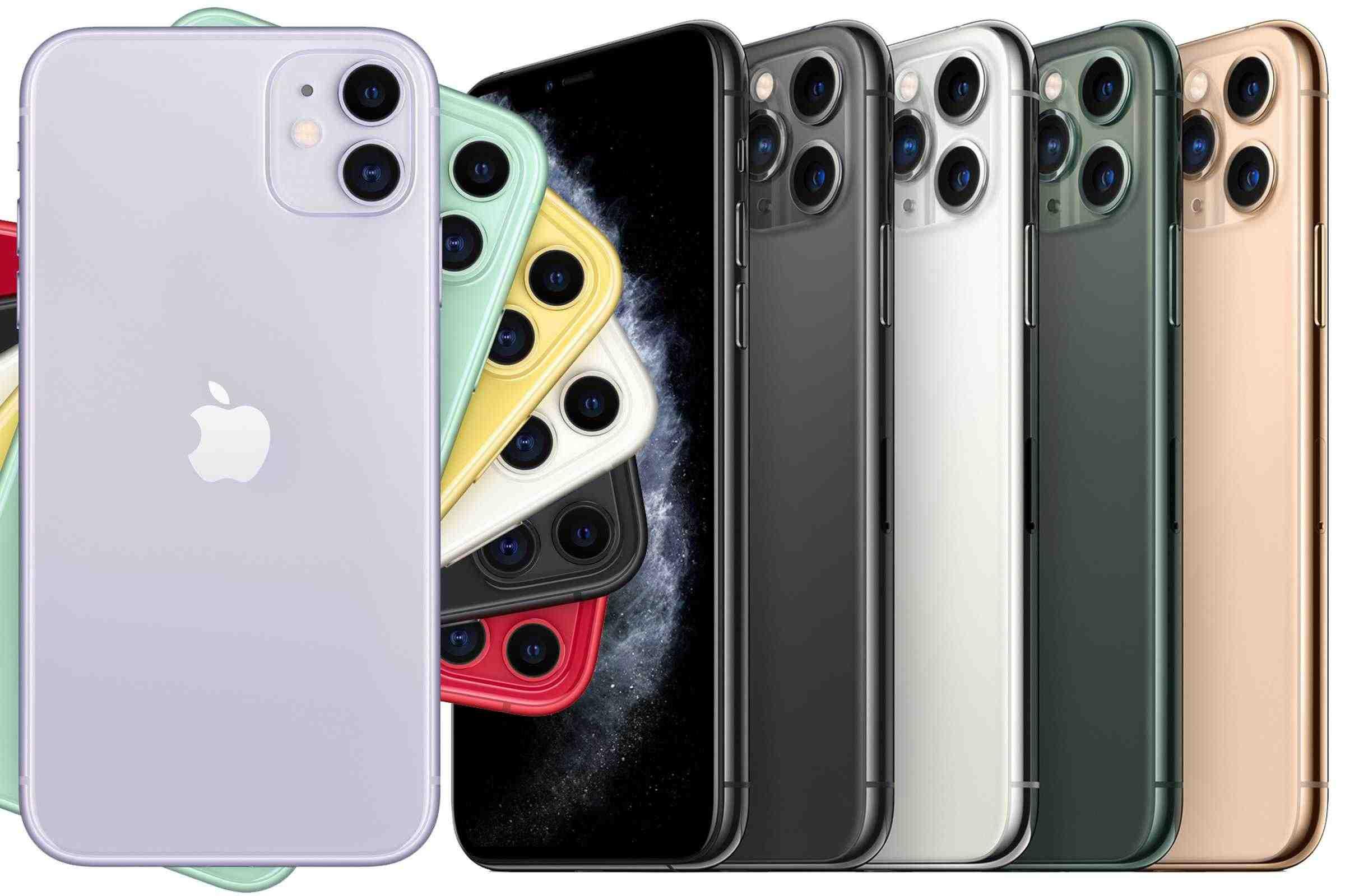 Iphone 11 pro max vs iphone 11