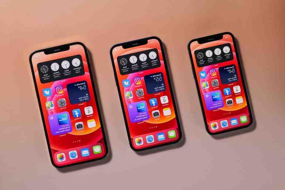 Iphone 12 mini comme l'iphone 5