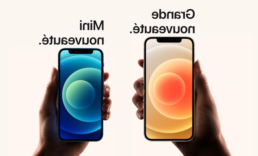 Iphone 12 mini comment éteindre