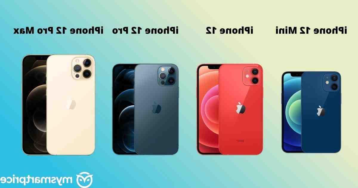Iphone 12 mini contre iphone 12 pro