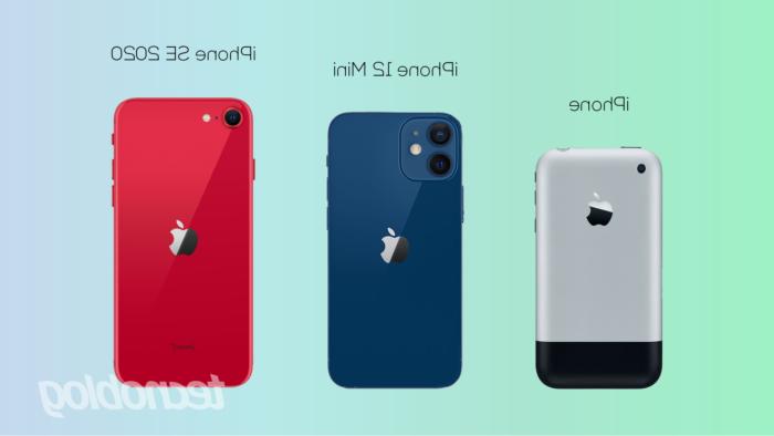 Iphone 12 mini contre iphone x
