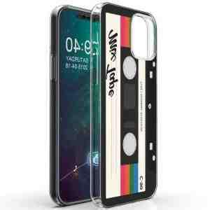 Iphone 12 mini en main