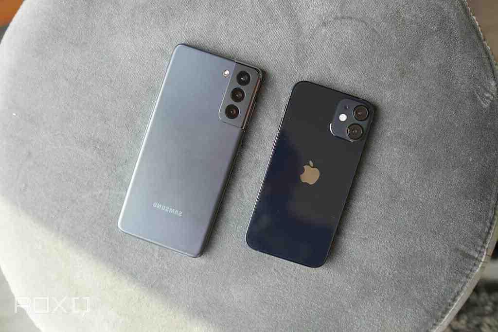 Iphone 12 mini est le meilleur téléphone