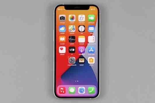 Iphone 12 mini sans 5g