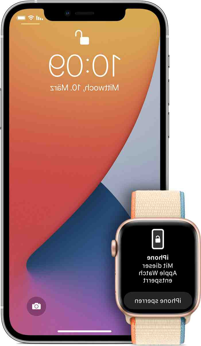 Iphone 12 pro max avec apple watch