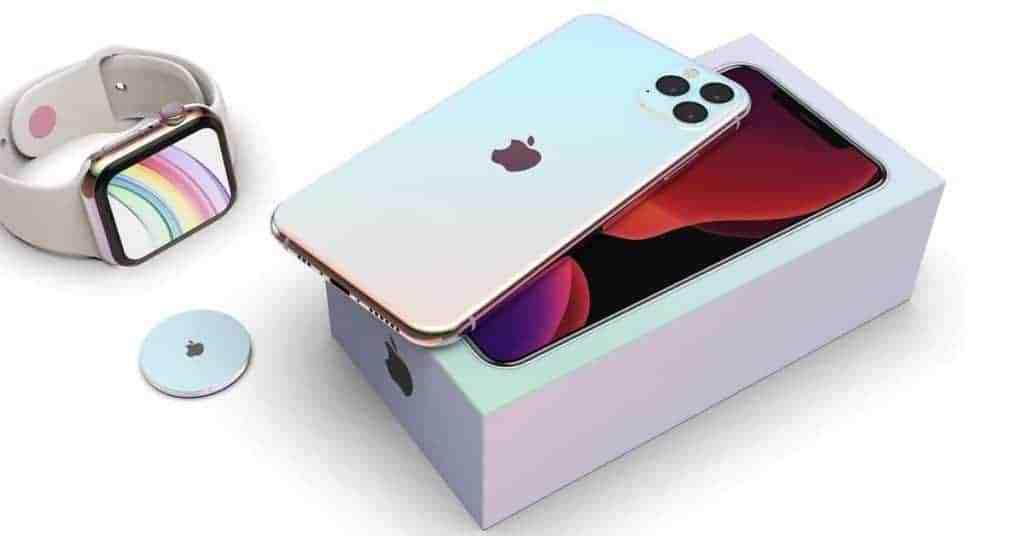 Iphone 12 pro max batterie mah