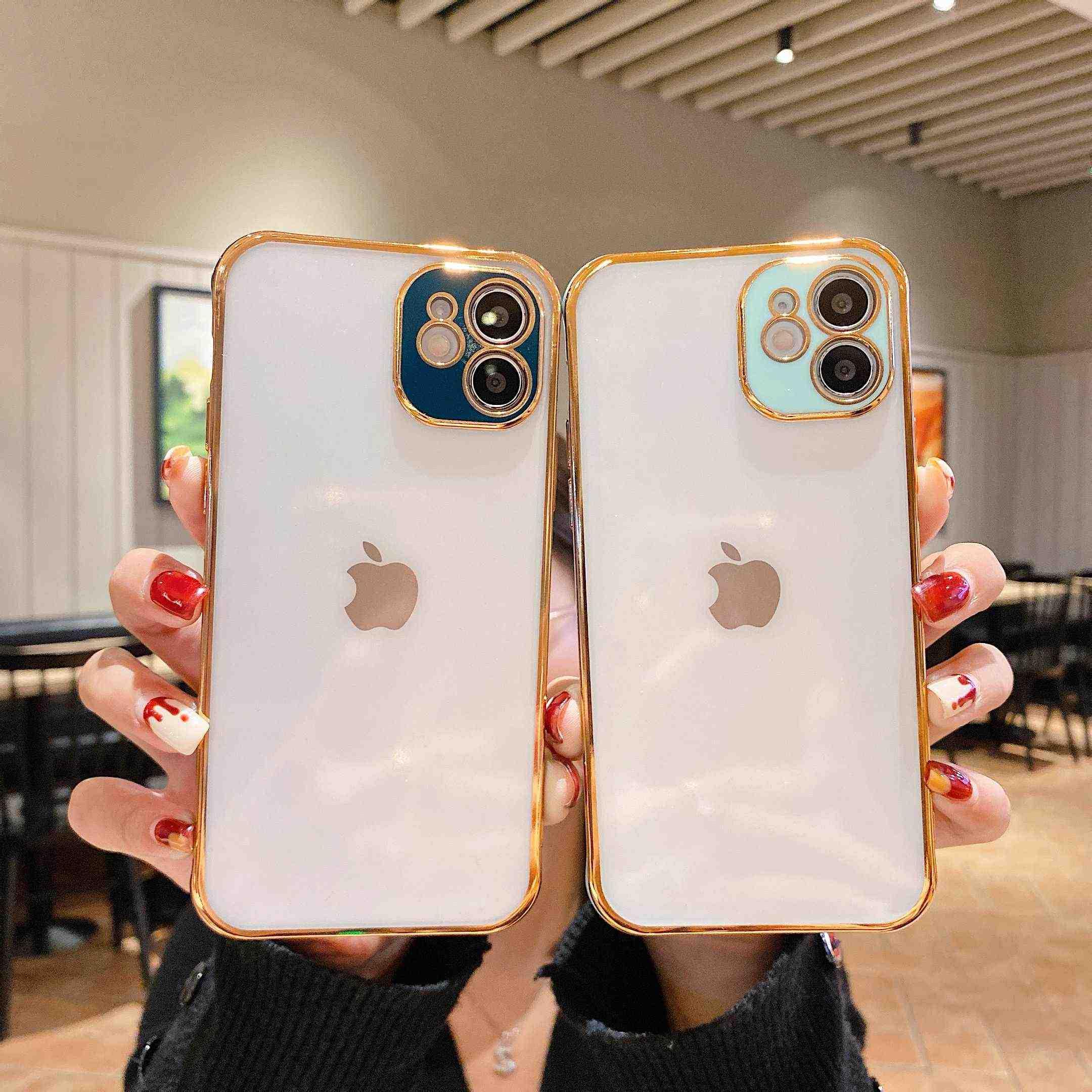 Iphone 12 pro max contre iphone 8 plus