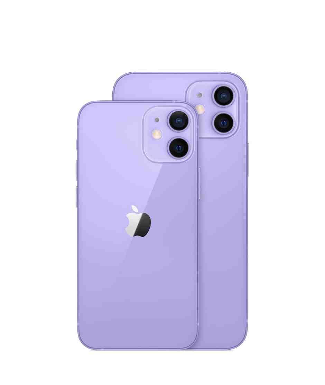 Iphone 12 pro max dans l'apple store