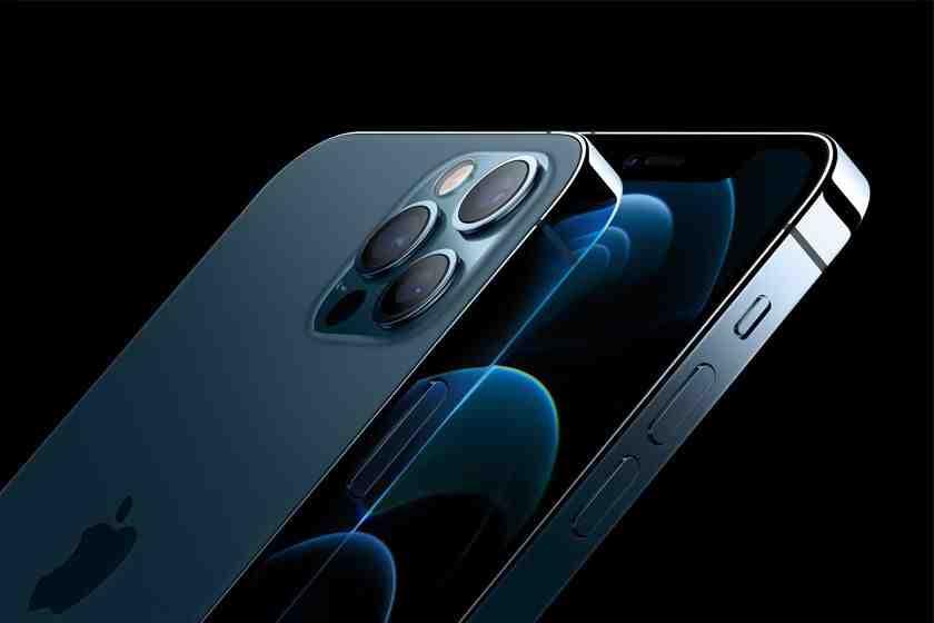 Iphone 12 pro max et iphone 12 pro