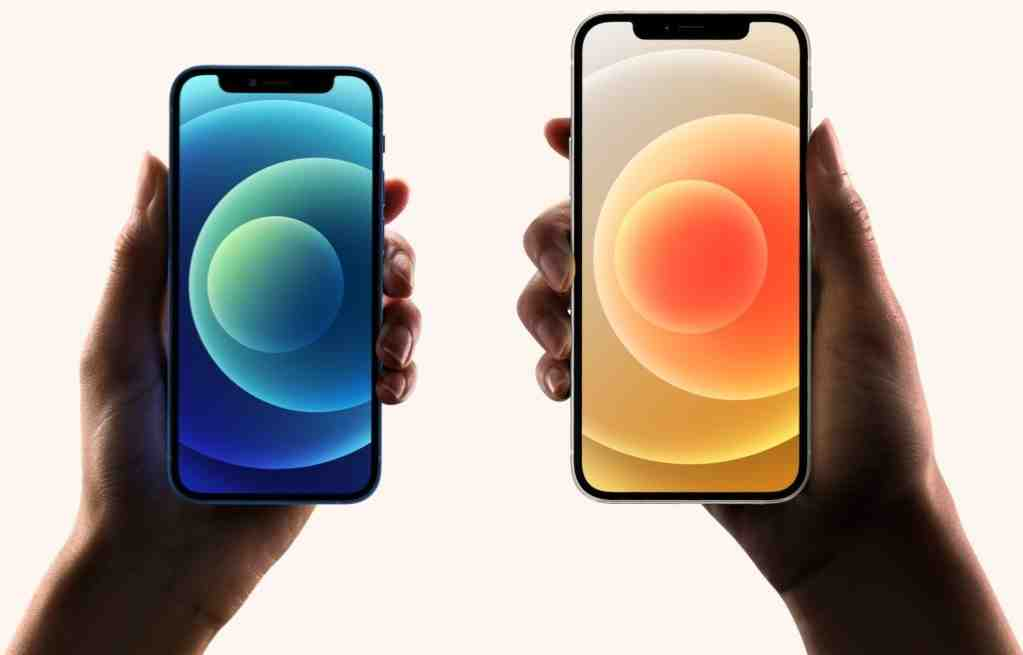 Iphone 12 pro max ou iphone 12 pro