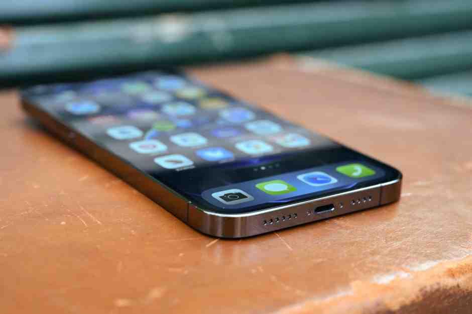 Iphone 12 pro max peut-on désactiver la 5g ?