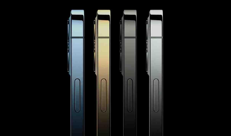 Iphone 12 pro max pouces