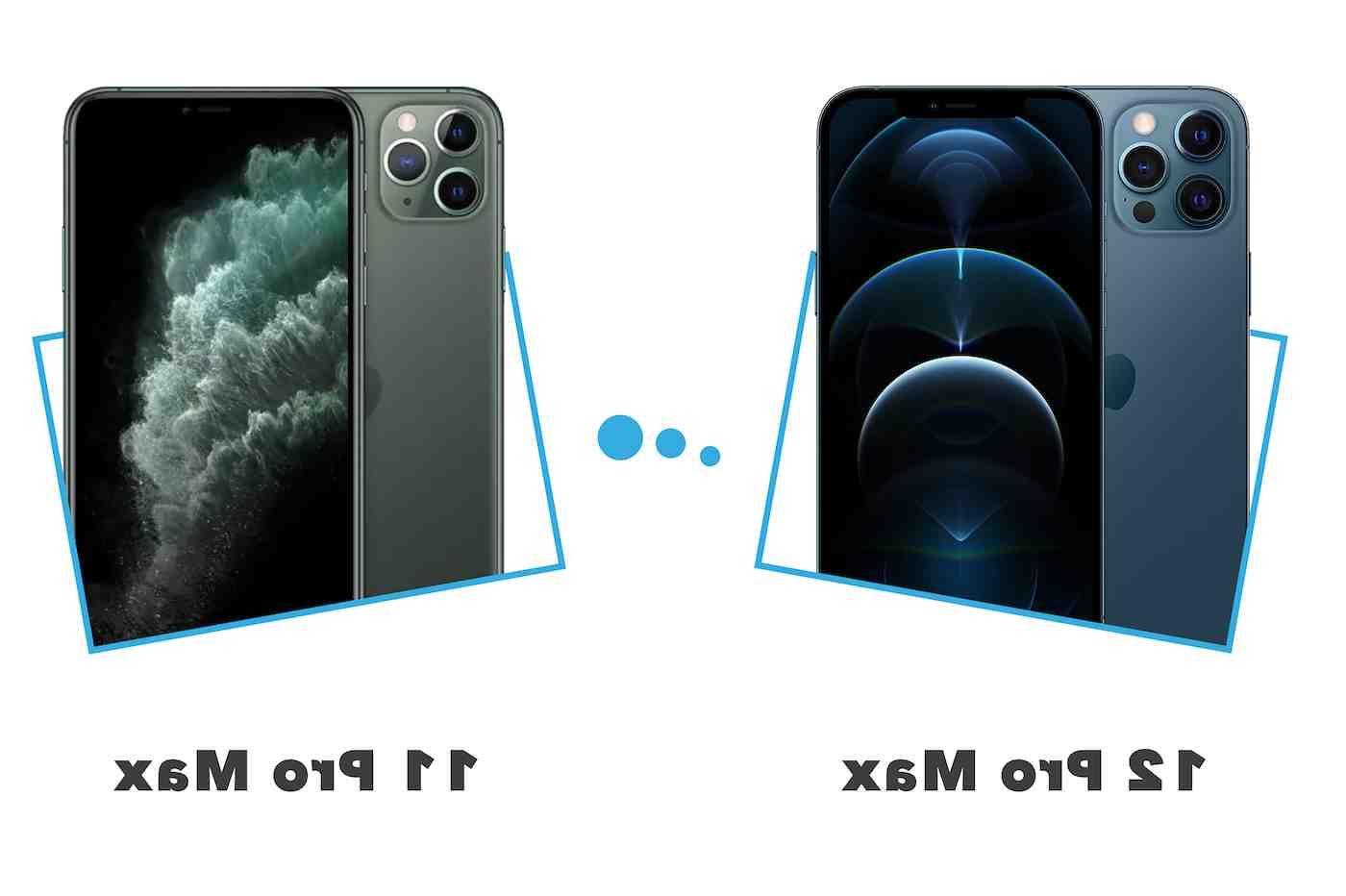 Iphone 12 pro max versus iphone 12 pro