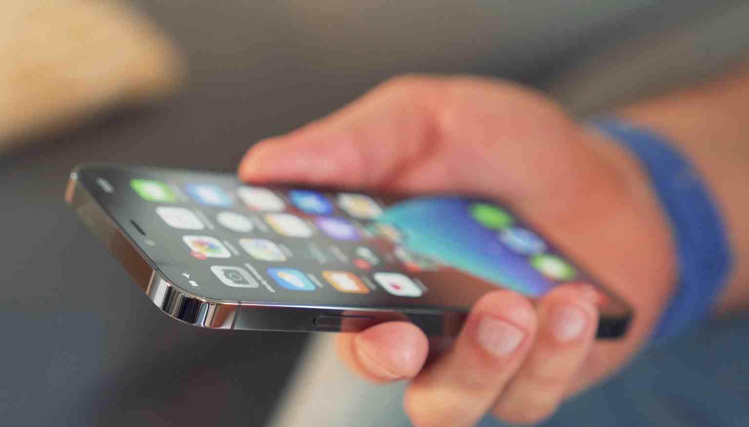 Iphone 12 pro max vous changez