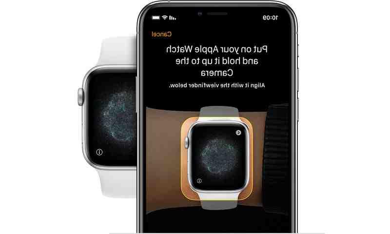 Iphone 5 avec apple watch