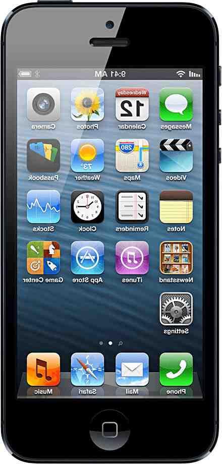 Iphone 5 avec prix