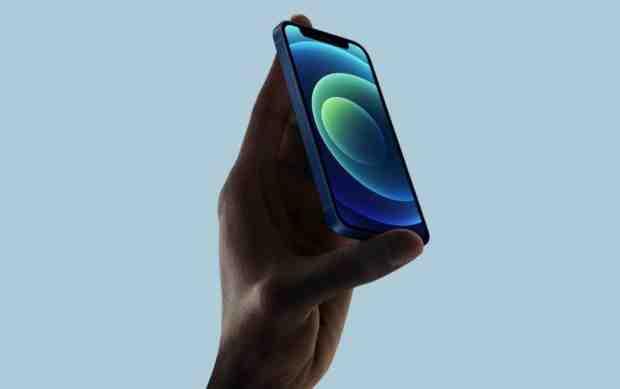 Iphone 5 contre iphone 12 mini
