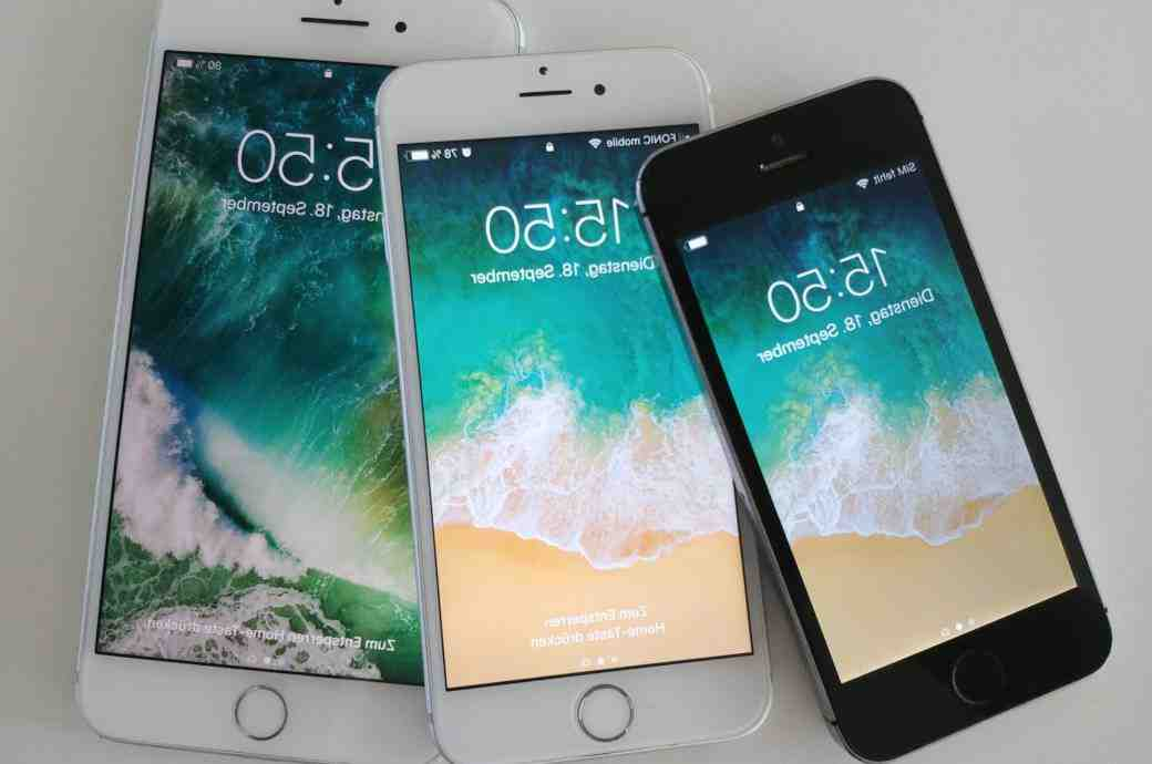 Iphone 5 contre iphone 5s