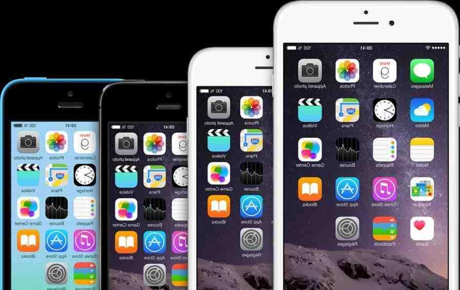 Iphone 5 ou 6
