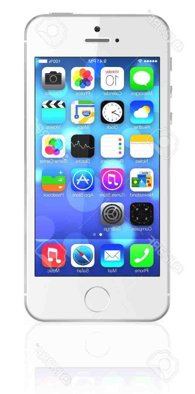Iphone 5 sans bouton d'accueil