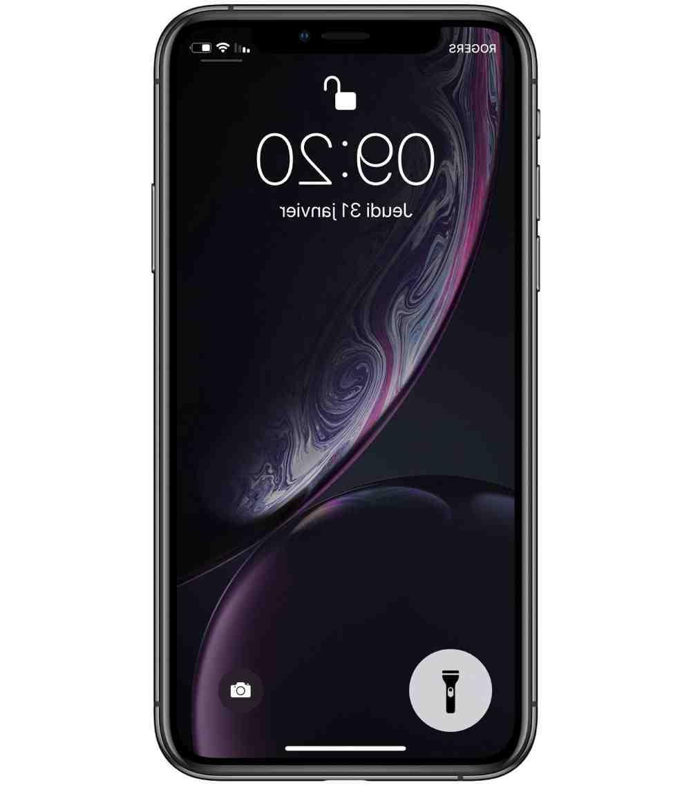 Iphone 5 verrouillé
