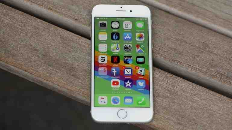 Iphone 8 plus année de sortie